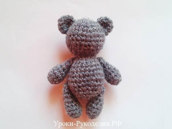 медведь крючком