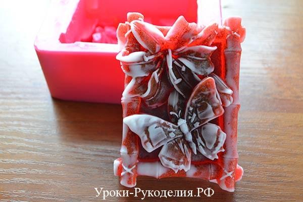 мыло лилия