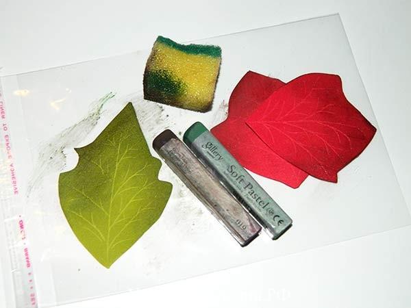 пастель фоамиран