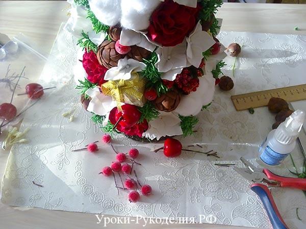 декоративные ягоды