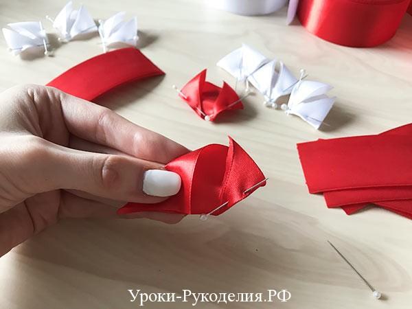 красная лента