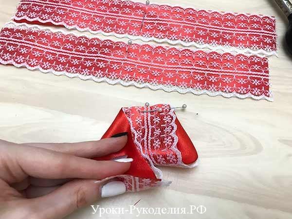 банты канзаши