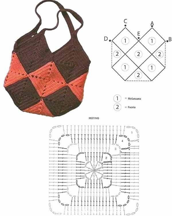 элементы сумка